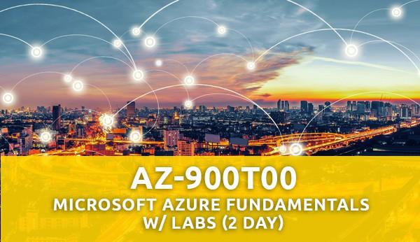 Microsoft Azure Fundamentals w/ Labs